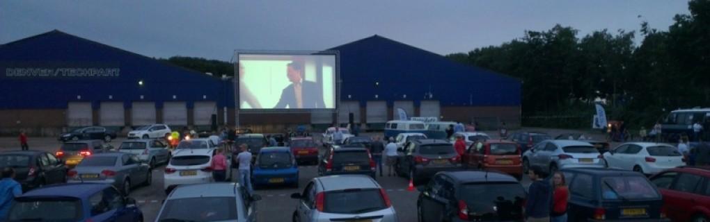 Drive in bioscoop Junior Kamer, Bergen op Zoom