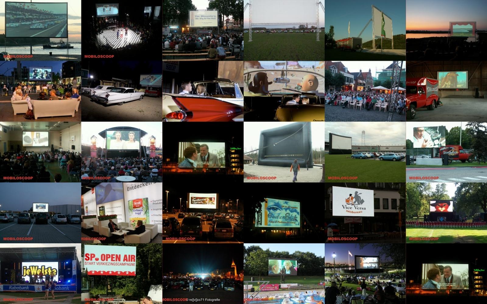 Foto 39 s drive in bioscopen for Drive in bioscoop