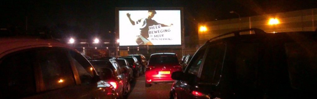 Makro Drive in bioscoop Breda