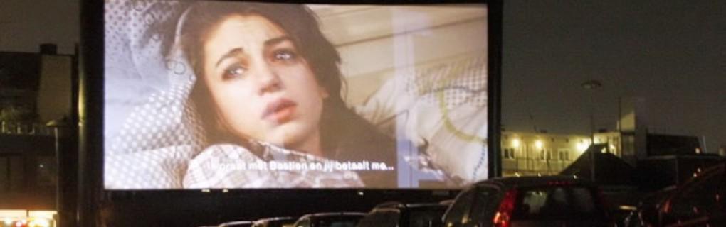 Molenpoort drive in bioscoop, Nijmegen