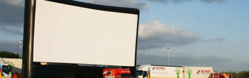 Drive in bioscoop JCI Houten