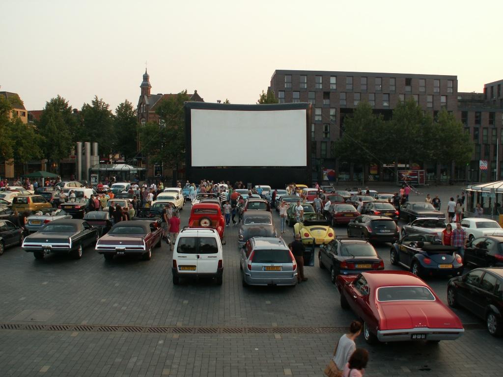 drive in bioscoop voor nederland en belgi